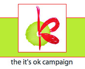 Its OK Campaign Logo